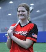 Pitcher/In Field #10 - Kylie Parker photo