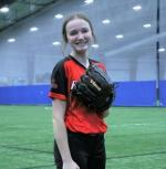 Outfield #13 - Lauryn McNaught photo