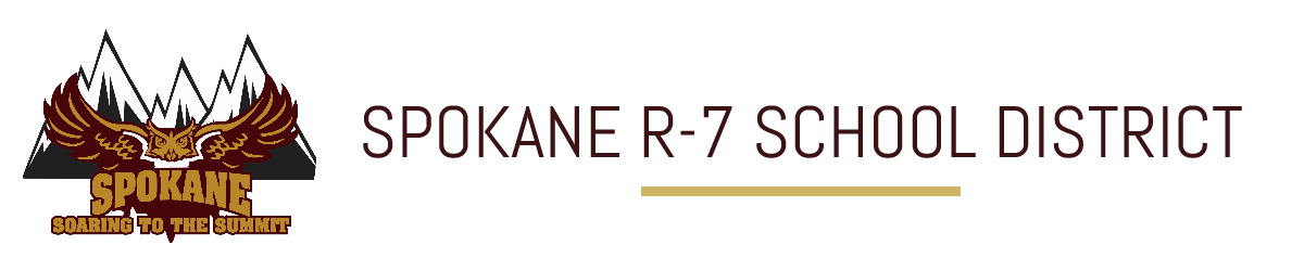 Spokane R-7 School District Logo