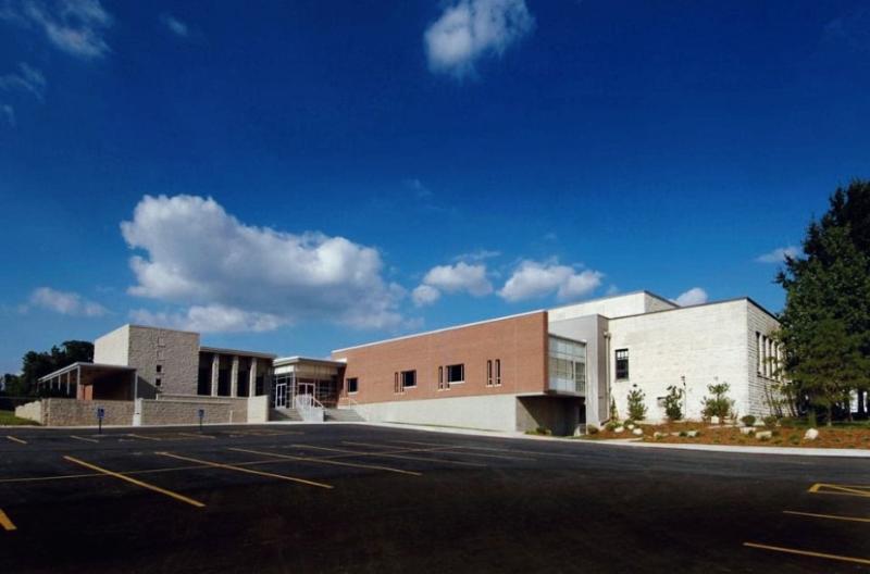 Landscape View facing Highlandville Elementary School