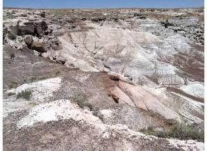 The Painted Desert.