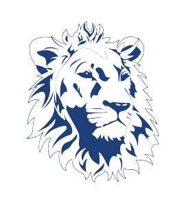 GMS Lion Logo