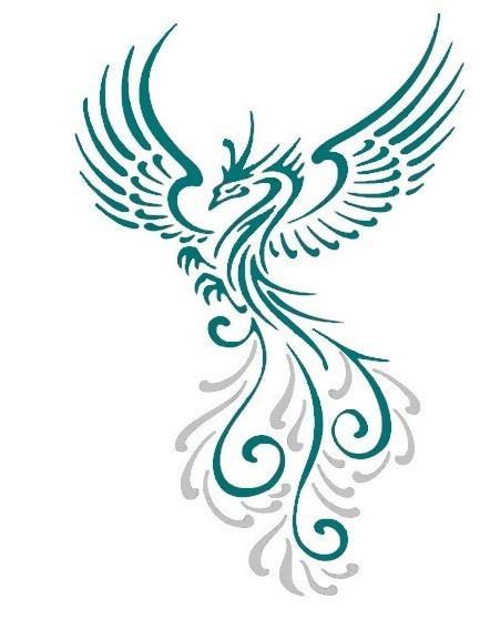 The Phoenix Mascot