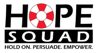 Hope Squad Hond on. Persuade. Empower.