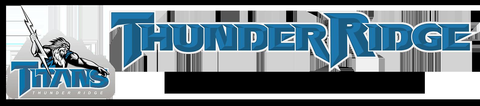 Thunder Ridge High SchoolLogo