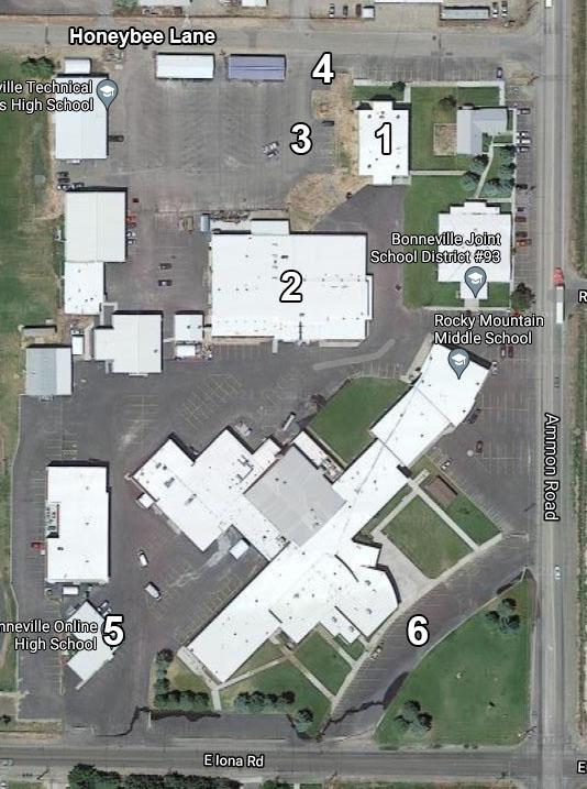campus mape