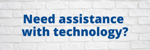 Need assistance with technology?