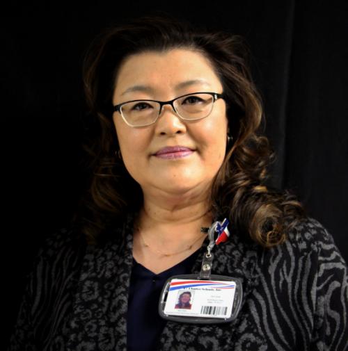 Ms Kim face