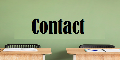 Contact school page