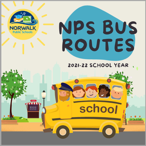NEW NPS BUS ROUTES STARTING 10/05/2021