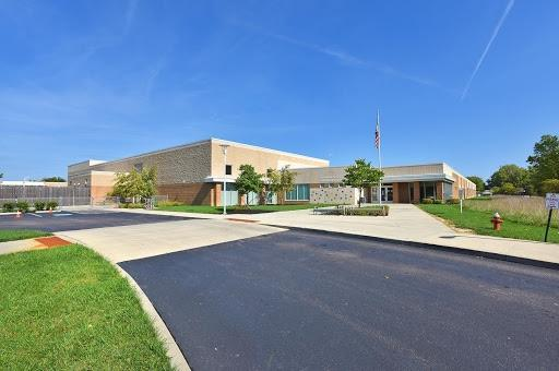 Landscape View facing Abraham Lincoln Elementary School
