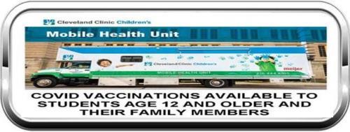 Mobile Unit Covid Vaccination Info