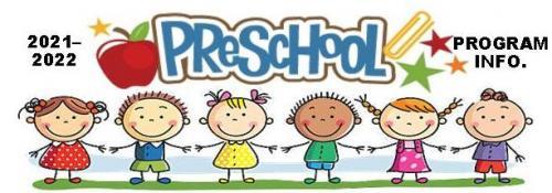Pre-K Program Information