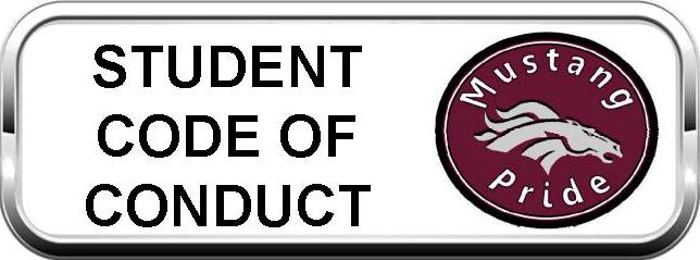 Student code of conduct