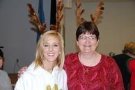 Mrs. Potts & Mrs. Luckett