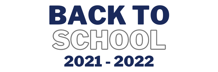 Back to School 2021-2022 Button