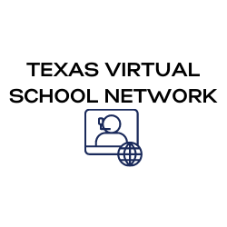 Texas Virtual School Network Button