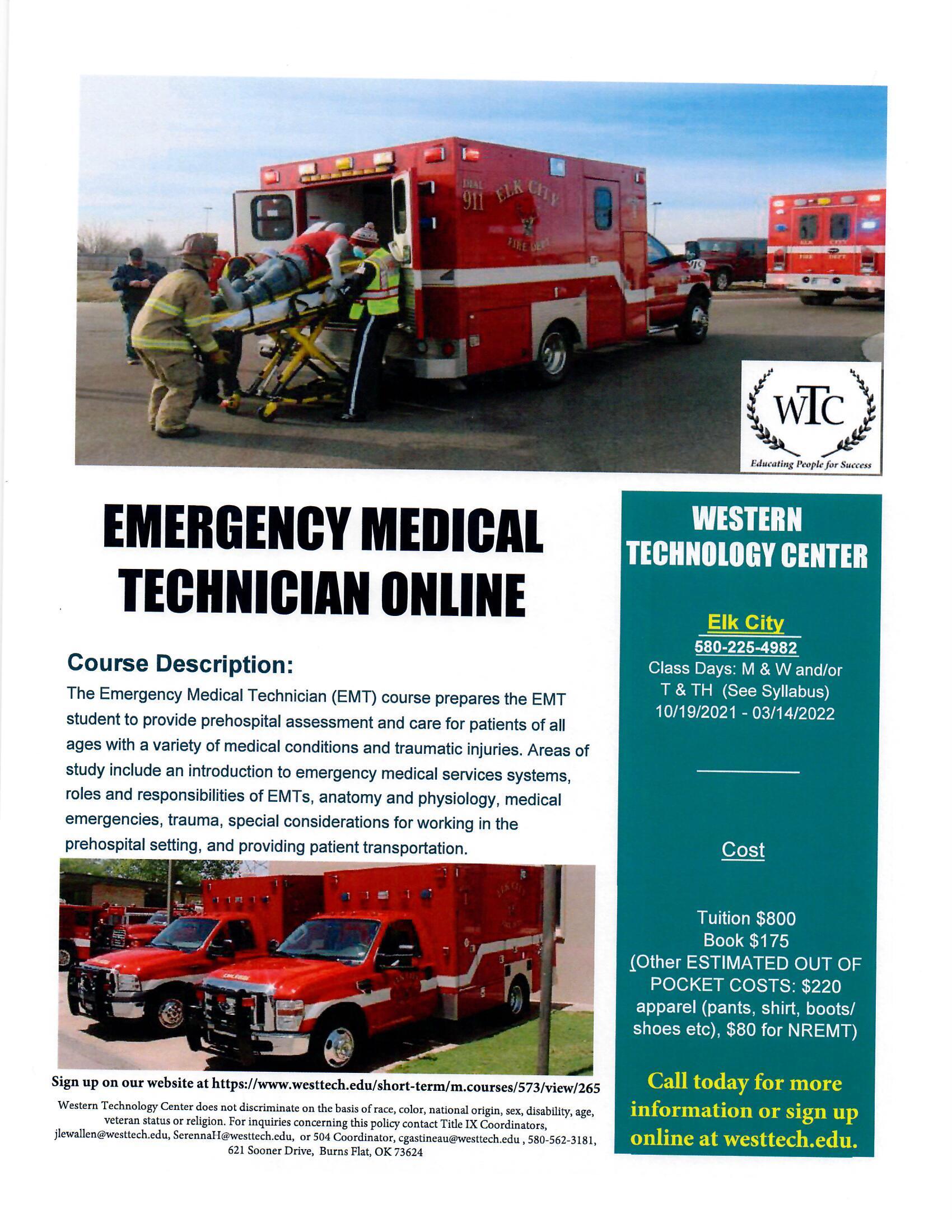 EMT Online