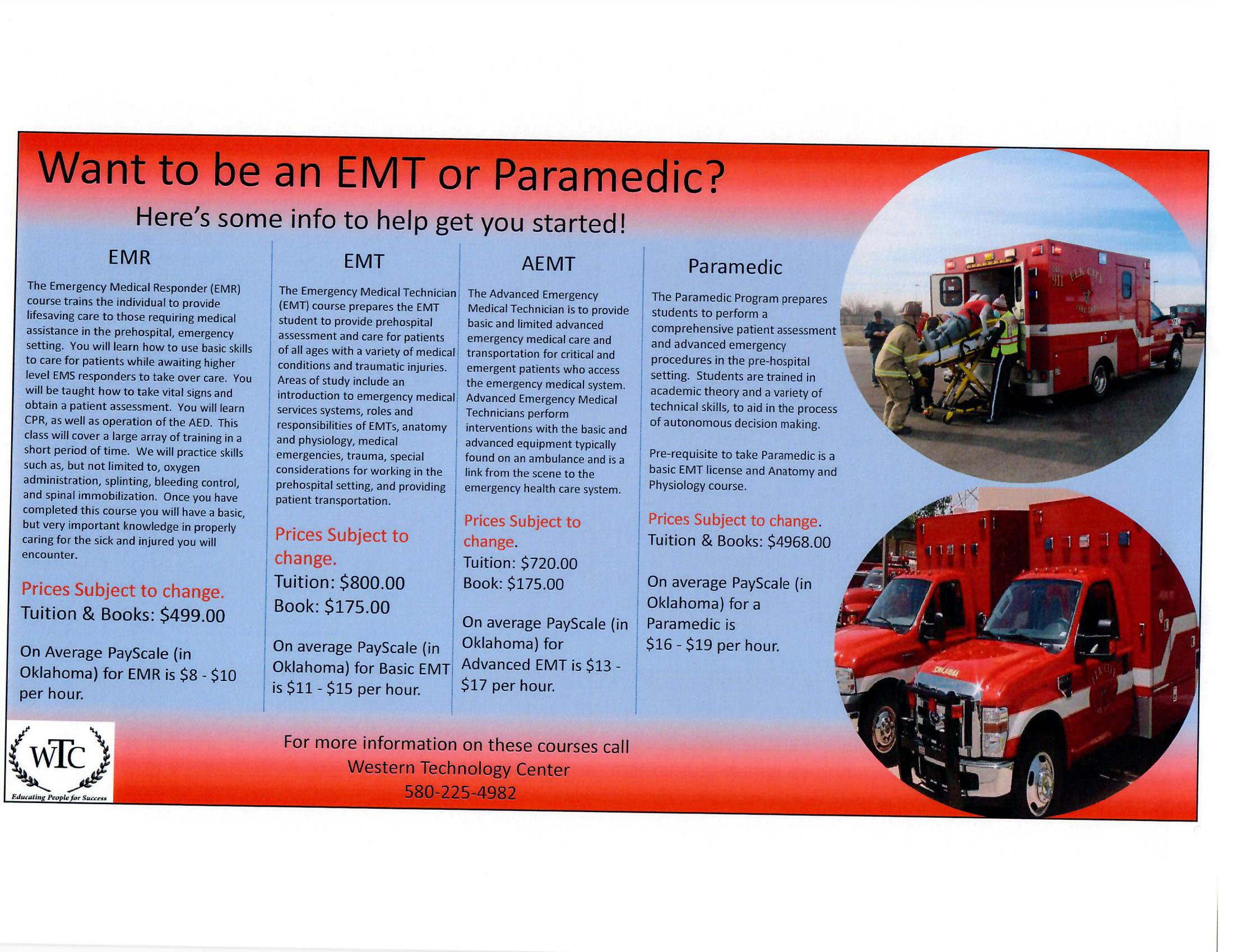 EMT Fact Sheet
