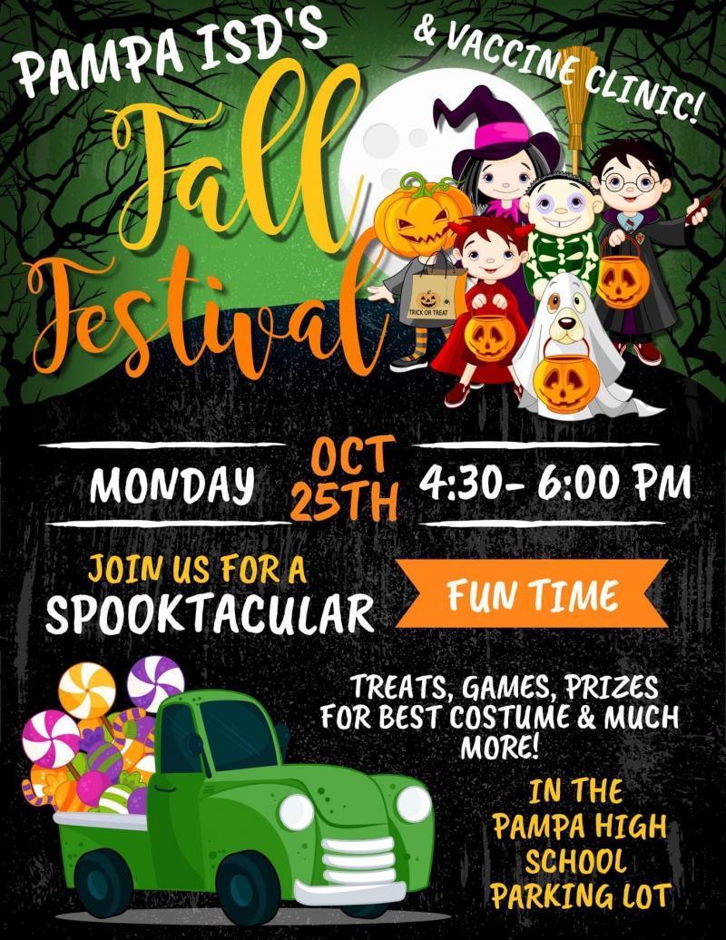 Pampa ISD Fall Festival