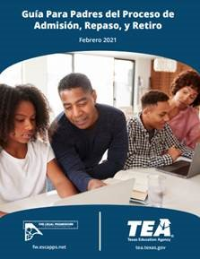 Parents Guide to the Admissions Review Spanish