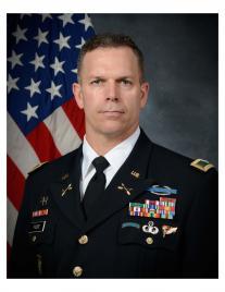 colonel Michael Foote