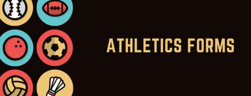 Athletics Forms