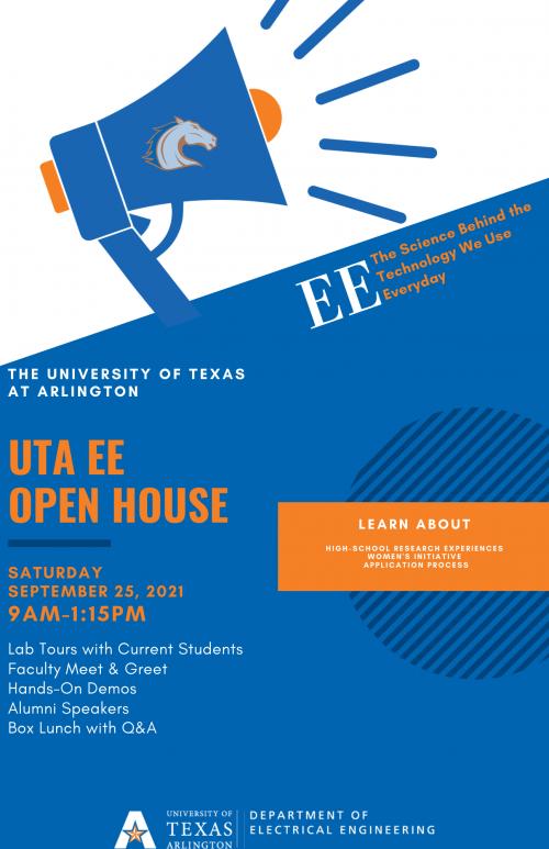 UTA College Visit