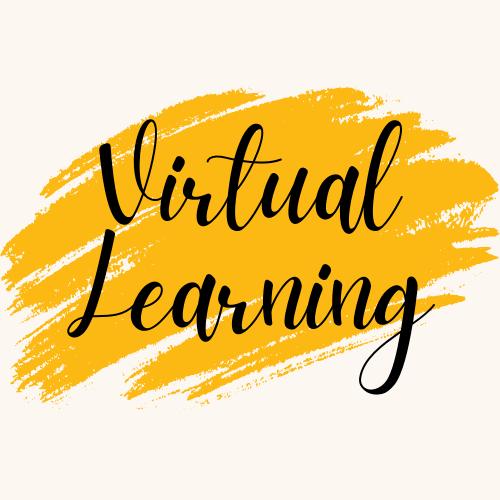 Virtual learning info