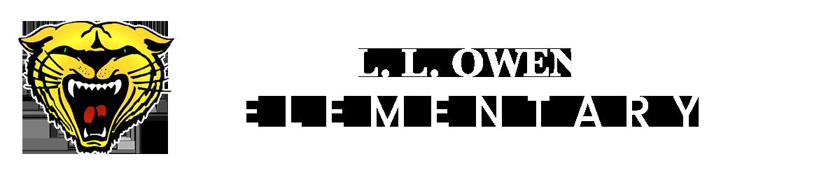L.L. Owen Elementary SchoolLogo