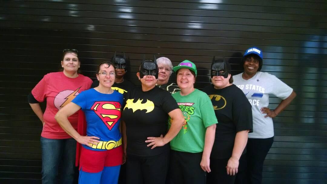 Staff Hero Day LMS