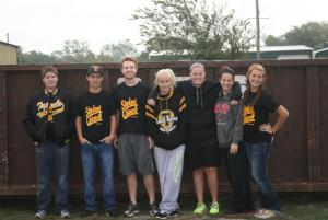 Student Council Town Clean-Up