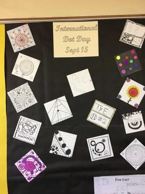 International Dot Day in HUMANITIES
