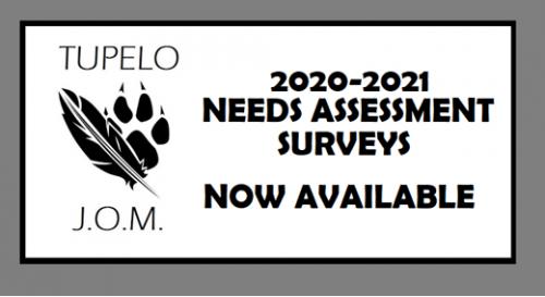 2020-2021 JOM NEEDS ASSESSMENT
