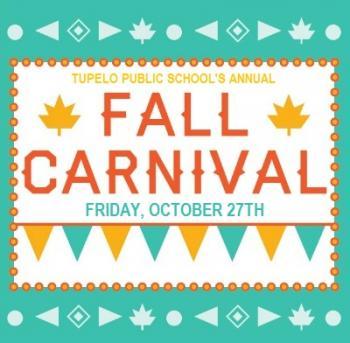Tupelo 2017 Fall Carnival