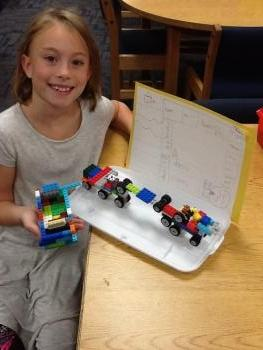 Designing and building Lego farms