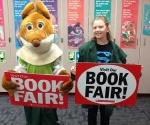 We love Book Fairs!