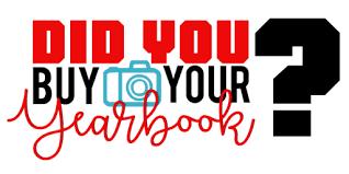 Buy your yearbook