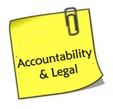 Accountability & Legal