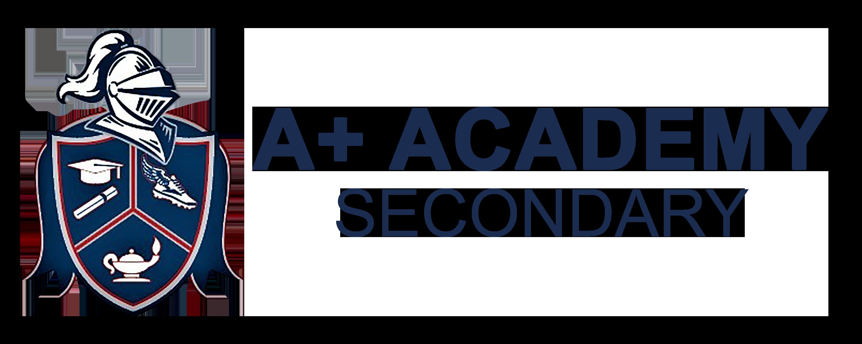 A+ Academy SecondaryLogo