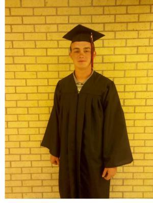 Jarod's Graduation