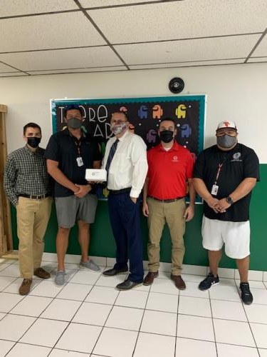 Cherokee Nation Donation