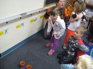 Fun at our Fall Party!