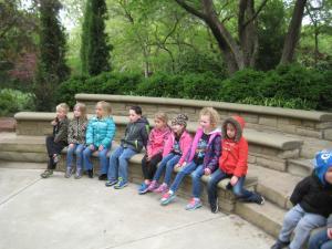 Fun at Botanica!