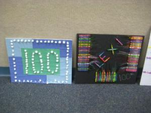 100th Day Projects!