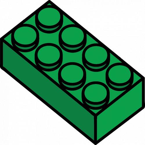 green 2x1