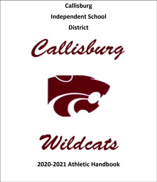 Callisburg Athletic Handbook