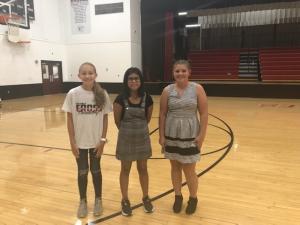 6th Grade Class Representatives