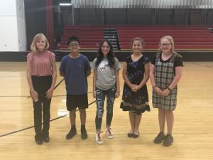 8th Grade Candidates