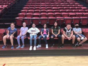 6th Grade STUCO Class Representative Candidates